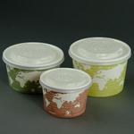 pojemniki na zupy w różnych rozmiarach z pokrywkami