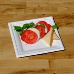 Jednorazowy talerz z trzciny cukrowej