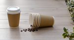 Ekologiczne kubki jednorazowe do gorących napojów