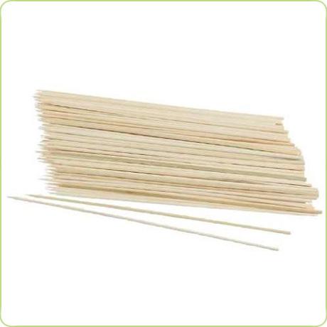 bambusowe patyczki do burgerów