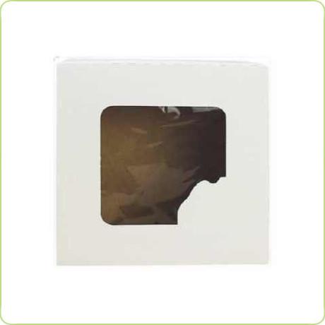 Pudełko na ciasto z okienkiem 22x22x11cm Pure Planet