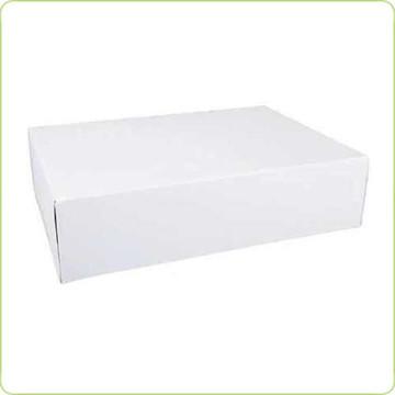 Duże prostokątne pudełko na ciasto 31x22x8cm PurePlanet