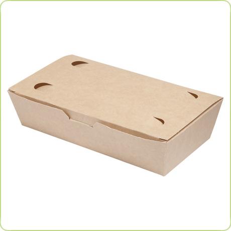 Pudełko tekturowe na wynos 20x10x5cm