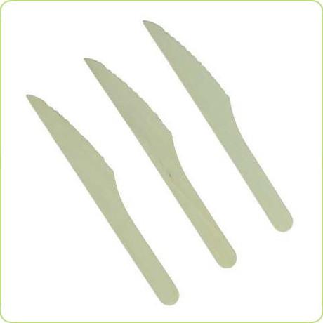 nóż drewniany