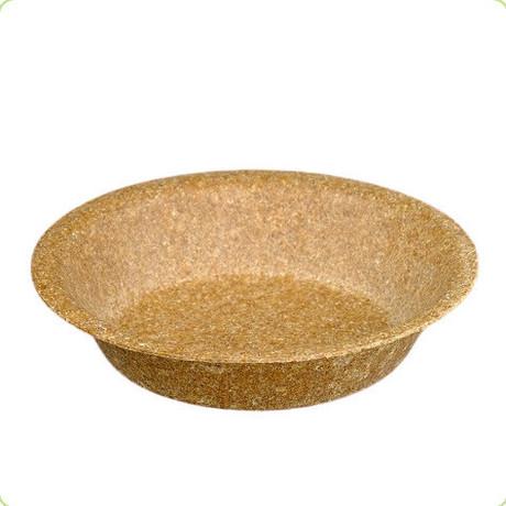 Biodegradowalne miski z otrąb