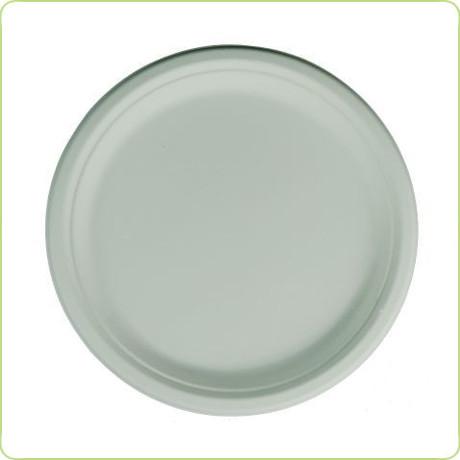 jednorazowy talerz eko 23cm